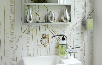 My Houzz: Hand-Painted Touches in a Family-Friendly Home