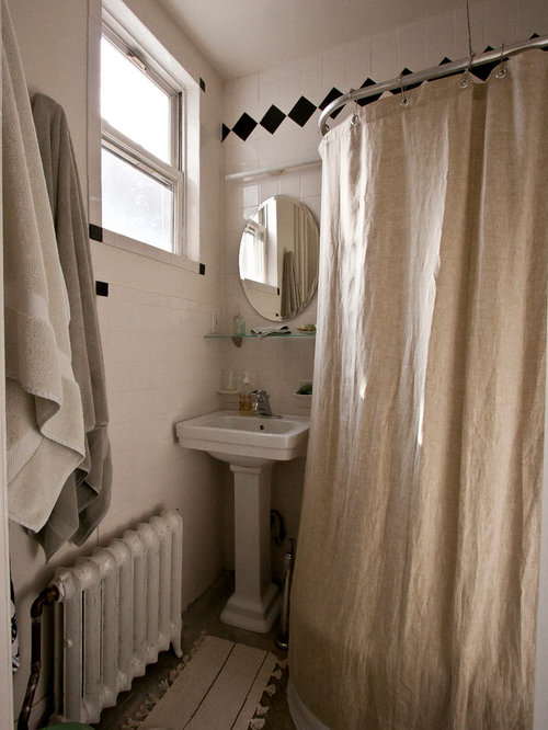 Fabric Shower Curtain Houzz