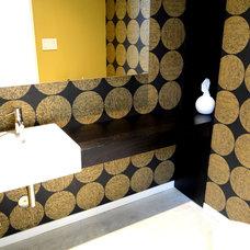 Bathroom by Kara Mosher