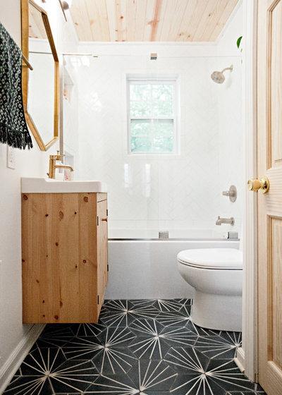 Bathroom by Caroline Sharpnack