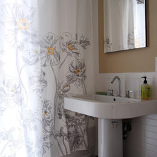 Contemporary Bathroom by Corynne Pless