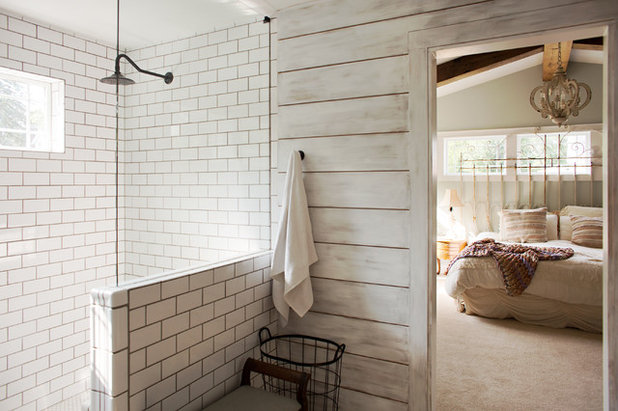 Farmhouse Bathroom by Parisi Images