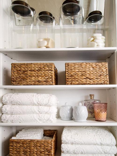 SaveEmail. Houzz   Bathroom Closet Organizers Design Ideas  amp  Remodel Pictures