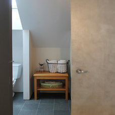Contemporary Bathroom by Laura Garner