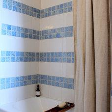 Traditional Bathroom by Sara Bates