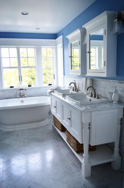 Bathroom by Colleen Brett