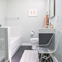 Bath/laundry
