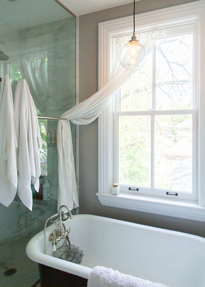 Bathroom by Rachel Loewen Photography