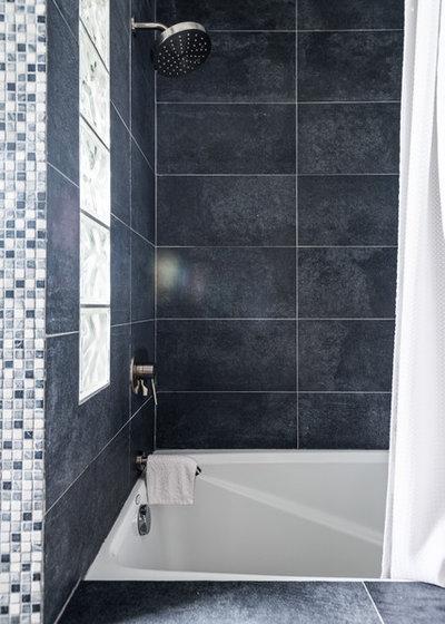 Popular Transitional Bathroom by Danielle Sykes
