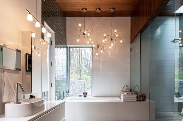 Contemporary Bathroom by Jason Snyder