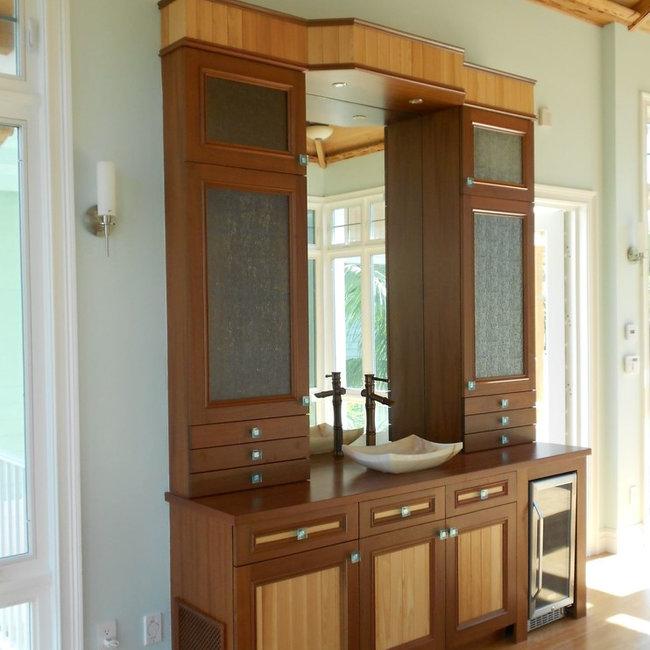 Tru Craft Woodworks LLC Delray Beach FL Woodworkers Carpenters - Bathroom vanities palm beach county