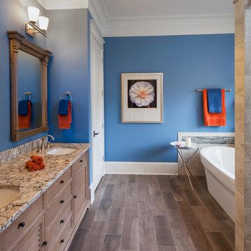 Myrtle Beach Master Bathroom