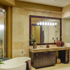 Contemporary Bathroom by Interior Motives Accents and Designs Inc