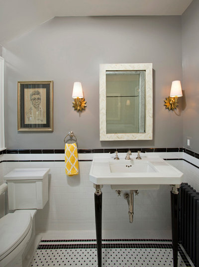 Traditional Bathroom by Braswell Design+Build