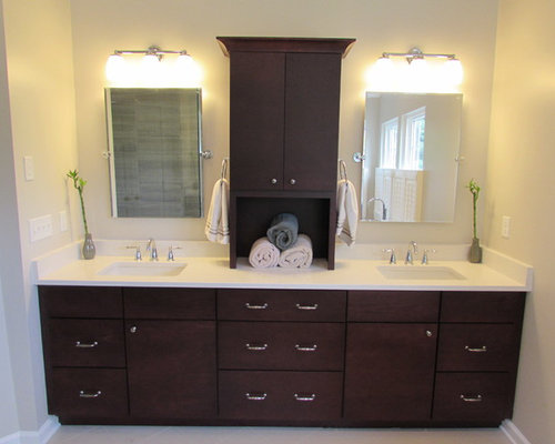 Gaithersburg Master Bathroom Renovation - Gaithersburg bathroom remodeling
