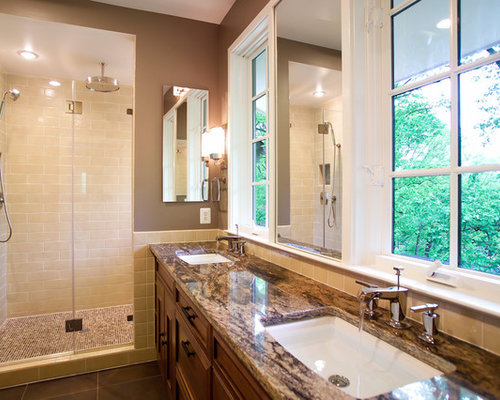 Bathroom Window Above Sink window over sink | houzz