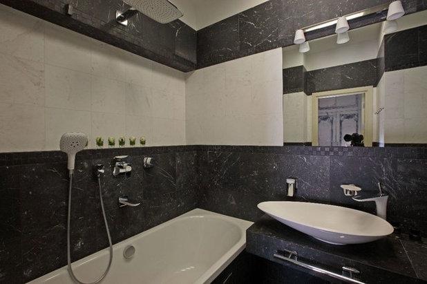Современный Ванная комната by «Ателье Интерьера»