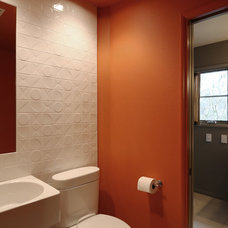 Midcentury Bathroom by Arciform