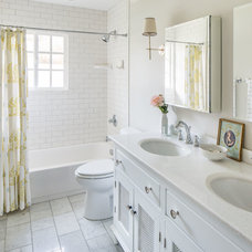 Traditional Bathroom by Scott Davis Photography
