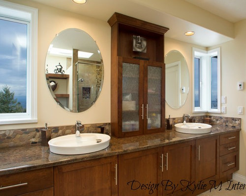 Large bathroom vanities