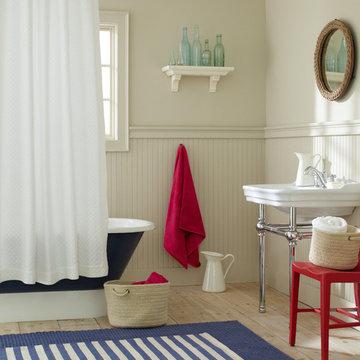 Nantucket Bathroom