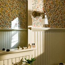 Traditional Bathroom by Nantucket Beadboard Co., Inc.