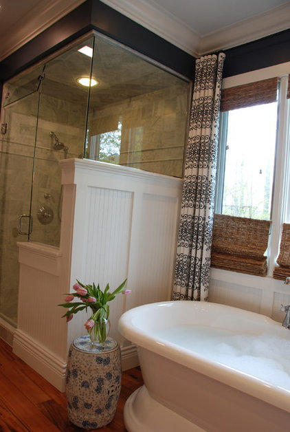 Traditional Bathroom by Two Birds