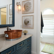 contemporary bathroom by Jeff Sheats Designs, Inc