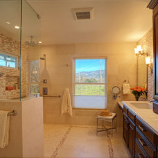 Traditional Bathroom by JS Design + Build, Inc.