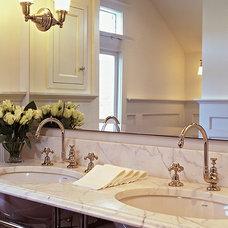 Contemporary Bathroom by Michael Merrill Design Studio, Inc