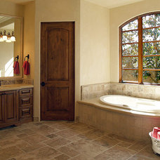 Mediterranean Bathroom by Cohn + Associates