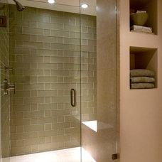 Contemporary Bathroom by JS Design + Build, Inc.