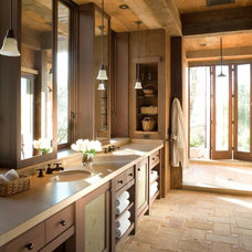 contemporary bathroom by John K. Anderson Design