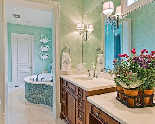 Bathroom Tiles Miami bathtub tile home design ideas, pictures, remodel and decor