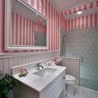 Muskoka Cottage Beach Style Bathroom Other By Lisa
