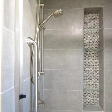 Narrow Bathroom Renovation
