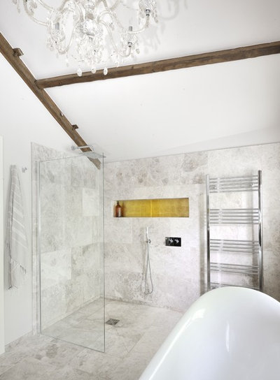 Bathroom by Project One