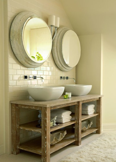Stunning Traditional Bathroom by The Iron Gate
