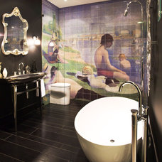 Contemporary Tile by Surface View