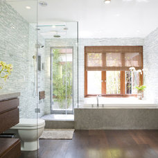 Contemporary Bathroom by Tim Clarke Design