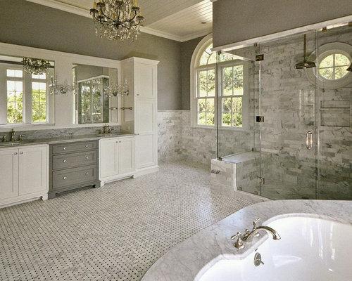 natural stone bathroom | houzz