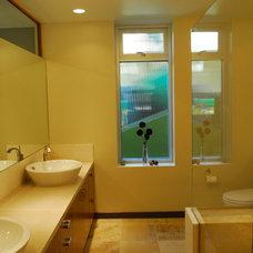 Contemporary Bathroom by Studio3 Design, Inc.
