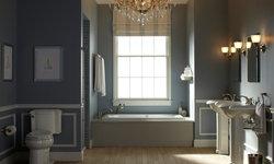 Nautical Blue Bathroom