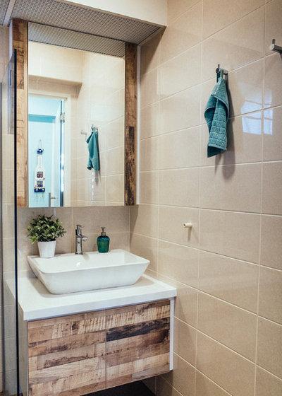 Bathroom by Urban Habitat Design