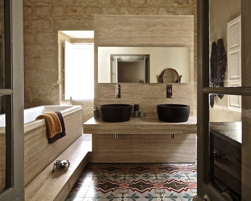 modern ensuite bathroom - En Suite Bathrooms Designs