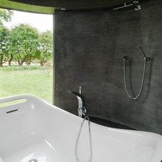 Contemporary Bathroom by Hausmann Kitchens