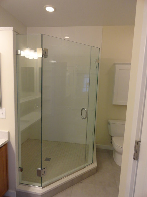 Modern Shower Corner Bath Design Ideas Pictures Remodel Decor With A