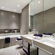 Contemporary Bathroom by Chris Snook