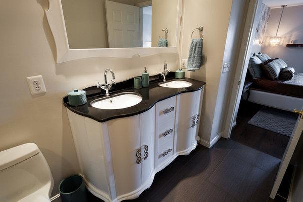 Contemporary Bathroom by Decor & You DC