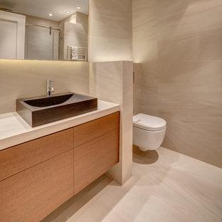 Neolith Minimalist Bathroom